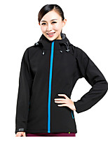Unisex Softshell Jacket Camping / Hiking Fishing Cycling/Bike Running Breathable Windproof Comfortable Sunscreen Spring Fall/Autumn Winter