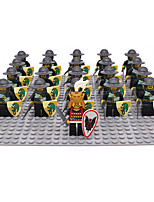 Building Blocks For Gift  Building Blocks Model & Building Toy Warrior 5 to 7 Years 8 to 13 Years 14 Years & Up Toys