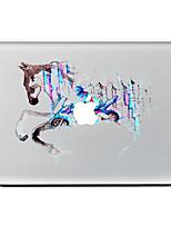 1 ед. Защита от царапин Животный принт Прозрачный пластик Стикер для корпуса Узор ДляMacBook Pro 15'' with Retina MacBook Pro 15 ''