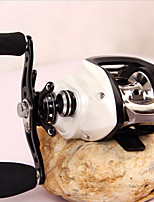Fishing Reel Baitcast Reels 6.3:1 11 Ball Bearings Right-handed General Fishing-MD2000