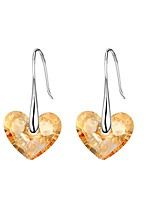 Drop Earrings Crystal Crystal Fashion Gold Jewelry Daily Casual 1 pair