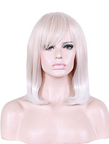 Natural Wigs Blonde Wigs for Women synthetic hair Costume Wigs Short Cosplay Wigs