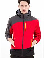 Unisex Softshell Jacken Camping & Wandern Angeln Radsport/Fahhrad Laufen Atmungsaktiv Windundurchlässig Komfortabel SonnenschutzFrühling