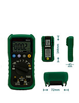 MASTECH MS8239C 4000 Counts Auto - Range Digital Multimeter DMM 4 - Digit LCD Display - GREEN