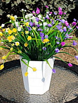 1 Branch Plastic Others Tabletop Flower Artificial Flowers Spring Grass Yangmei Fruit