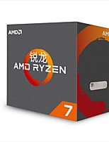 Sharp dragon AMD Ryzen 7 1800 x 3.6 GHz processor 8  AM4 20MB interface box