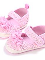 תינוק-שטוחות-דמוי עור-צעדים ראשונים-לבן אפרסק ורוד-שטח יומיומי-עקב נמוך
