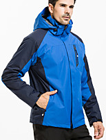 Hiking Softshell Jacket Unisex Comfortable Spring Summer Fall/Autumn Terylene Cycling/Bike Running
