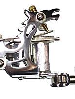 מכונת קעקועים עם סליל פלדה עם פחמן ליינר וגוון 8 8000-15000