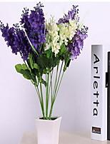1 Une succursale Plastique Autres Fleur de Table Fleurs artificielles 20*20*35