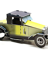 Пазлы 3D пазлы Строительные блоки Игрушки своими руками Автомобиль 1 Оригинальные и забавные игрушки