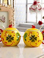 Оригинальные Классика Идти Стаканы, 350 ml Теплоизолированные Керамика Телесный Молоко Кофейные чашки