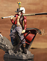 Anime Action Figures Inspired by One Piece Dracula Mihawk PVC 15 CM Model Toys Doll Toy 1pc