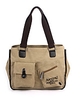 Unisex Canvas Sports Casual Outdoor Office & Career Professioanl Use Shoulder Bag