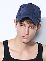 Unisex Fashion Vintage Cotton Baseball Cap Sun Hat Men Women Star Outdoor Sport Casual Summer All Seasons