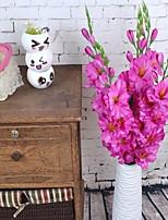 1 Ramo Plástico Outras Flor de Mesa Flores artificiais 13*13*80