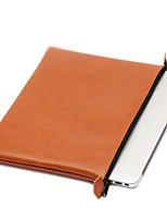 для Apple MacBook Pro / воздух 11,6 12 дюймов 13,3 рукава ноутбук сумка кожа PU водонепроницаемый простой отдых стиль сумка для ноутбука