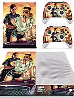 B-Skin® Xbox One S Console Protective Sticker Cover Skin Controller Skin Sticker