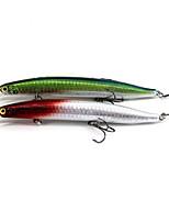 2 pçs Isco Duro Cores Aleatórias 20 g Onça mm polegada,Metal Plástico Pesca Geral