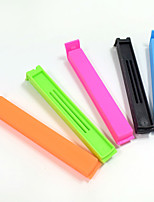 High quality plastic pet food bag sealing clip seal clip variety of colors environmental health Pet supplies