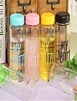 Minimalismo Ir Artigos para Bebida, 450 ml Anti-Vazamento Vidro Suco Bebida carbonatada Vidro