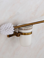 Toilet Brushes & Holders Neoclassical Others Brass