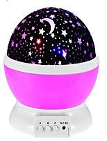 Звездной ночь свет красочное водить проекции спальня lamprotatable звездного неба привело светую ночь интеллектуального проекционной лампы