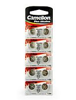 Camelion AG13 кнопка монеты ячейки щелочные батареи 1.5V 10 шт