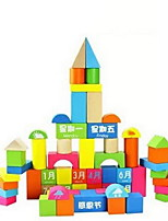 Stress Relievers Educational Toy Toys For Gift  Building Blocks Novelty & Gag Toys Wood 2 to 4 Years  Rainbow Toys