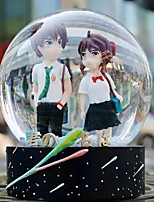 Anime Action Figures Inspired by Cosplay PVC 17 CM Model Toys Doll Toy 1pc