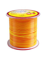 500M / 550 Yards Monofilamento Linhas de Pesca Amarelo 120lb 7.0 mm Para Pesca Geral