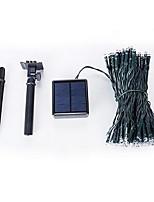 a energia solar 200 luzes cadeia de habitação LMP sem cabeça