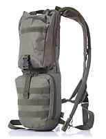 0-20L L Rucksack Camping & Wandern Draußen Leistung Training Wasserdicht tragbar Grün Kaffee Schwarz Nylon