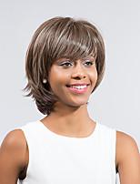 освежающий привлекательным комфортно горячей продажи смешанный цвет синтетический парик