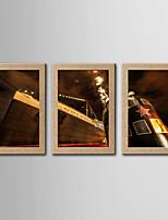 Отпечатки жикле Известные картины Пейзаж Классика Реализм,3 панели Вертикальный панорамный Печать Искусство Декор стены For Украшение дома