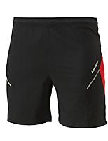 Unisexe Course / Running Cuissard  / Short Confortable Eté Badminton Polyester Ample Sport de détente Athleisure Tenues de SportCouleur