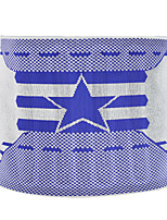 Unisexe Ceinture Lombaire Protectif Football Des sports Elasthanne Bleu