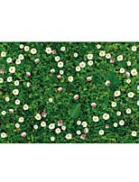 Botânico Moda Paisagem Adesivos de Parede Autocolantes de Aviões para Parede Autocolantes de Parede Decorativos,Vinil MaterialDecoração