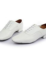 Non Customizable Kids' Dance Shoes Leatherette Modern Heels Low Heel Indoor