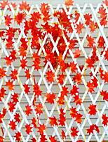 1 Une succursale Plastique Autres Guirlande et Fleur Murale Fleurs artificielles 230