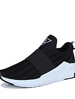 Running Sneakers Shoes Men's Shoes Tulle Outdoor / Athletic / Casual Fashion Sneakers Outdoor
