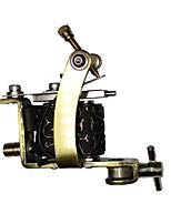 Máquina de Tatuar de Bobina Karbon Stahl Línea y Sombra 8 8000-15000