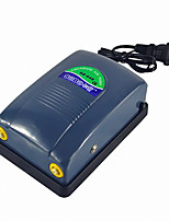 Aquarium Air Pump Energy Saving Noiseless 5W 2*4L/min 220V