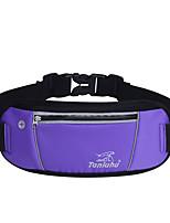 Waist Bag/Waistpack Bottle Carrier Belt Belt Pouch/Belt Bag for Camping & Hiking Running Cycling/Bike Sports BagWaterproof Wearable