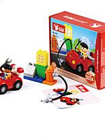 Educatief speelgoed Speeltjes Voor cadeau Bouwblokken Noviteiten & Fopspeelgoed Vrachtwagen Hout 2 tot 4 jaar Regenboog Speeltjes