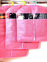 Storage Bags Storage Units Closet Organizers Textile withFeature is Open  For Cloth Clothes Dust Cover Breathable Thick Clothing Dust Cover