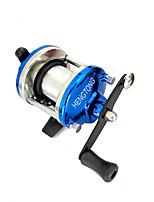 Fishing Reel Baitcast Reels 3.6:1 5 Ball Bearings Exchangable General Fishing-HY2000