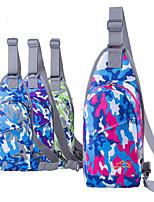 Сумка Нагрудная сумка для Отдых и туризм Активный отдых Путешествия Бег Для школы Спортивные сумкиВодонепроницаемый Дожденепроницаемый