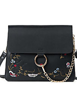 Women PU Outdoor Shoulder Bag
