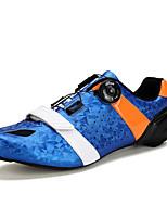 SANTIC Baskets Chaussures Vélo / Chaussures de Cyclisme Chaussures de Vélo de Route HommeAntidérapant Antiusure Ultra léger (UL)